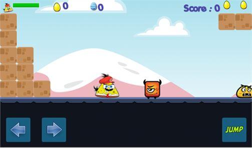 Super Angry Sponge 4
