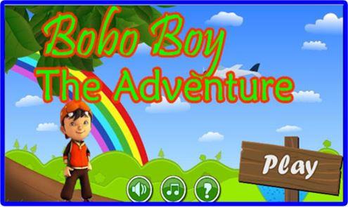 Run Boboyboy 2 Adventures 3