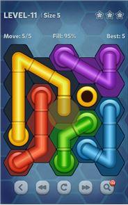 Pipe Lines : Hexa 6