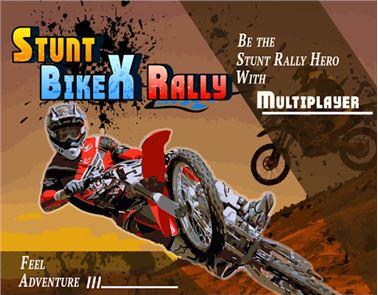 Stunt BikeX Rally Pro 2