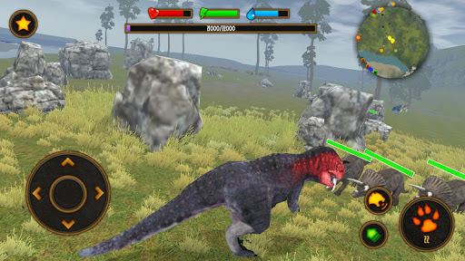 Clan of Carnotaurus 3