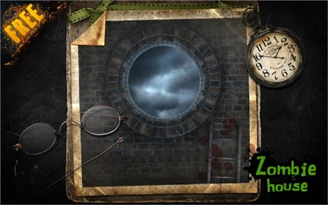 Zombie house – escape 2 1