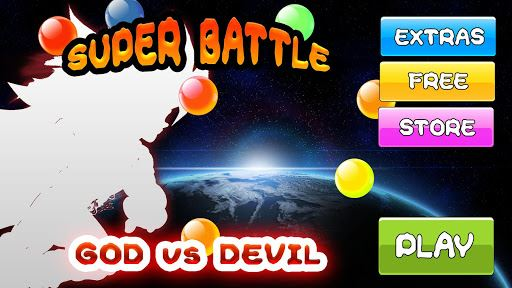 Super Battle for Goku Devil 6