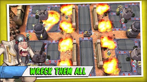 Tank Battles 4