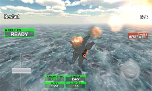 F18 F15 Fighter Jet Simulator 2