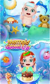 Mermaid Grows Up 2