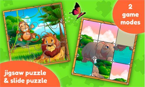 Jigsaw Puzzle Kids 2