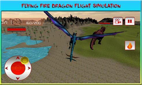 Flying Dragon War Simulator 2
