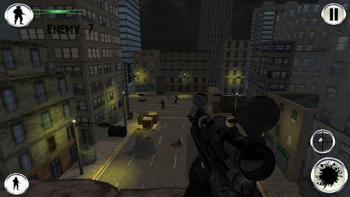 Army Sniper Duty Street War 6