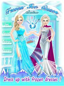 Frozen Ice Queen Salon 4