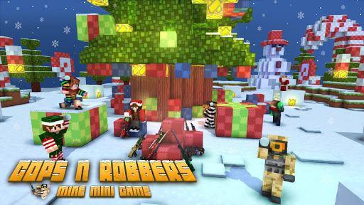 Cops N Robbers – FPS Mini Game 1