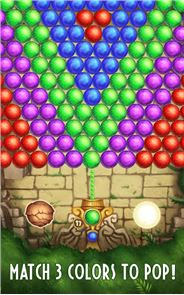 Bubble Shooter Lost Temple 2