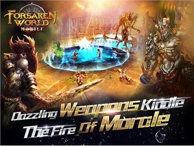 Forsaken World Mobile MMORPG 2