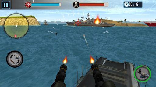 Navy Gunner Shoot War 3D 2