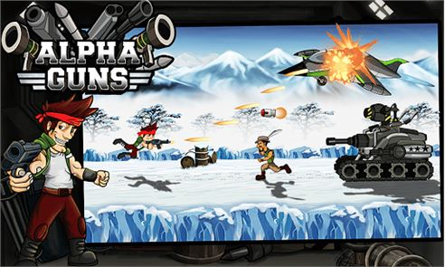 Alpha Guns – free 3