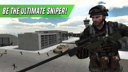 Sniper Shooter Assassin Siege 6