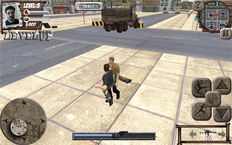 Russian Crime Truck Theft 3