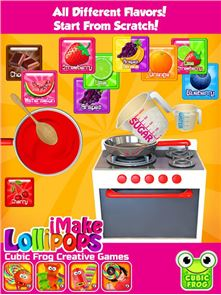 iMake Lollipops – Candy Maker 2