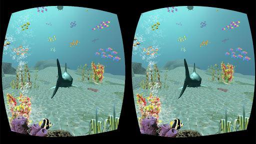 Killer Shark Attack VR 3