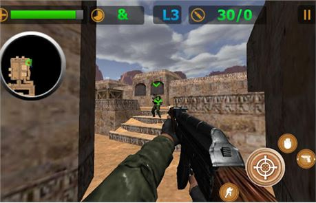 Counter Sniper-Critical Strike 2