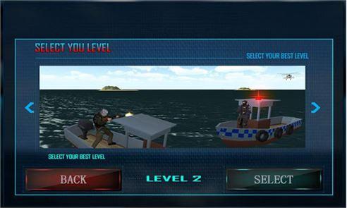 Navy Police Speed Boat Attack 6