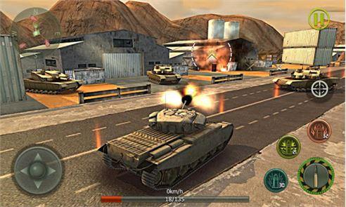 Tank Strike 3D 4
