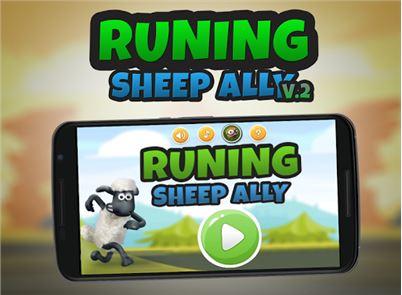 Running Sheep Ally – Adventure 1