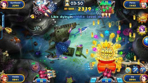 Fishing War-Battle of Fish 4