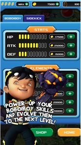 BoBoiBoy: Power Spheres 5