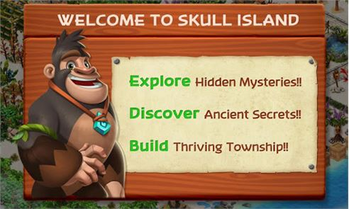 Skull Island Wagon Trail Hero 2