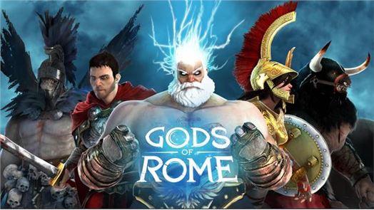 Gods of Rome 1