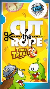 Cut the Rope: Time Travel 1