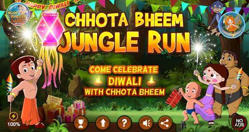 Chhota Bheem Jungle Run 1