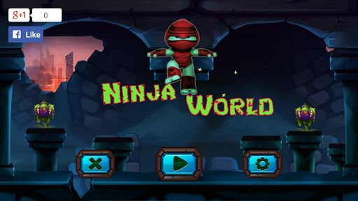 Ninja World in Turtles 5