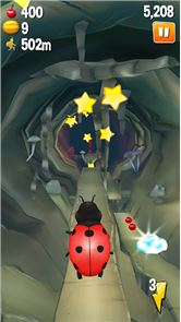 Turbo Bugs 2-Run & Survive 6