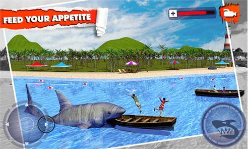Angry Shark Simulator 3D 1