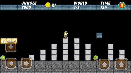 Super Jungle of Mario 3
