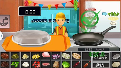 Super Cooking 4