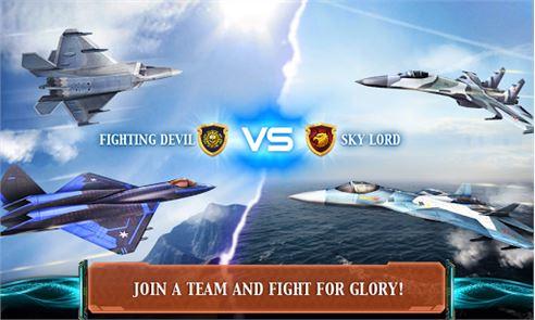 Modern Air Combat: Team Match 1
