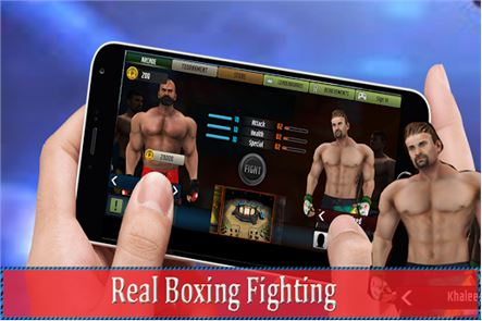 King of Boxing Fighting 4