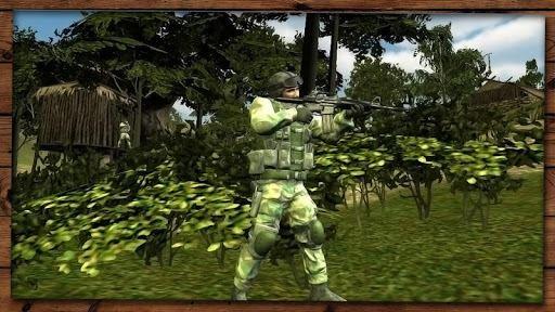 Commando Jungle Adventure 4