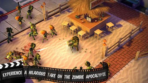 Zombiewood – Zombies in L.A! 2