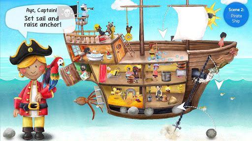 Tiny Pirates – Seek & Find 3