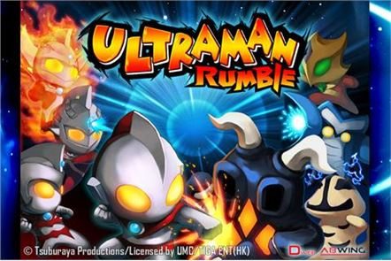 Ultraman Rumble 1