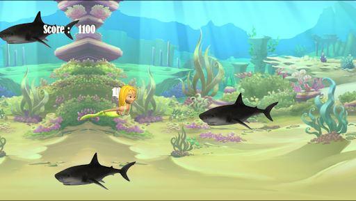 Shark Attack Mermaid 3