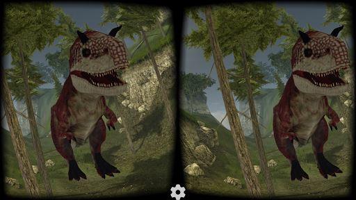 VR Jurassic Coaster 6