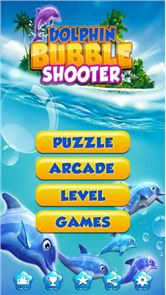 Dolphin Bubble Shooter 1
