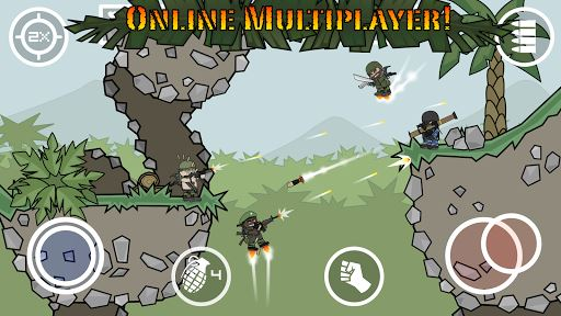 Doodle Army 2 : Mini Militia 6