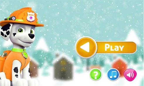 Paw puppy snowman patrol 3