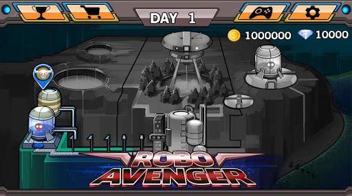 Robo Avenger 5